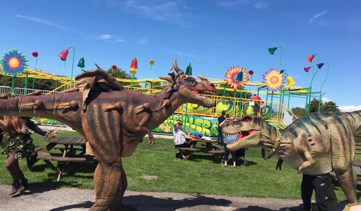 Kidsfest At Animal Farm Adventure Park Visit Weston Super Mare