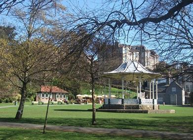 Grove Park Jills Garden