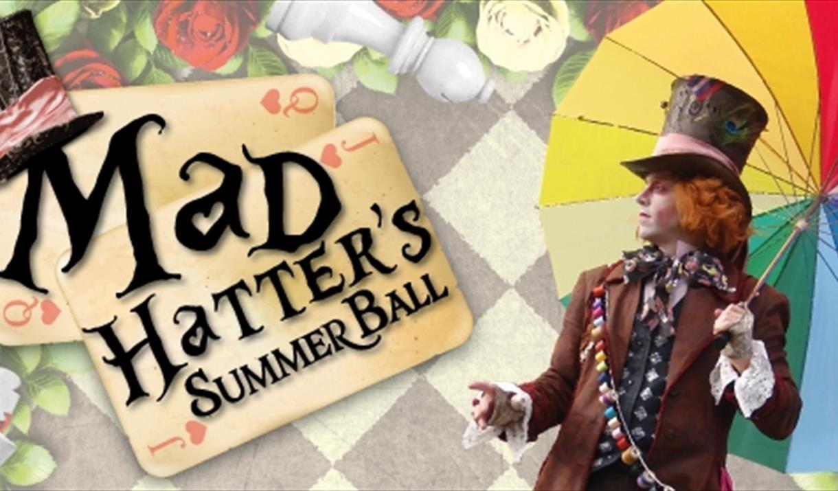 7eb7919c5a5 Mad Hatter s Summer Ball - Visit Weston-super-Mare