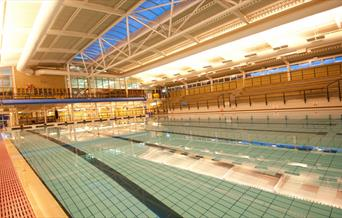Main Pool Hutton Moor Leisure Centre Visit Weston-super-Mare