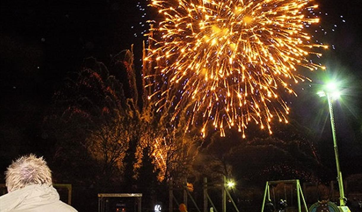 Burnham-on-Sea Grand Firework Display - Visit Weston-super-Mare