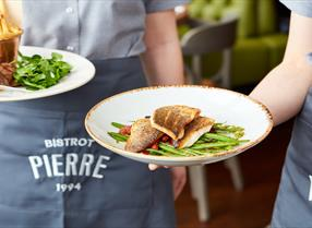 Bistrot Pierre Weston-super-Mare meals cuisine