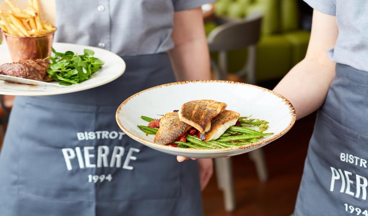 La Cuisine De Bistrot bistrot pierre - weston-super-mare - visit weston-super-mare
