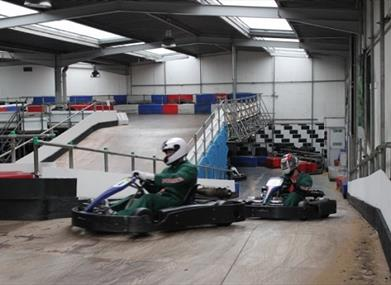 AJ'S Karting - Home of Weston's Go Karting and Laser Quest