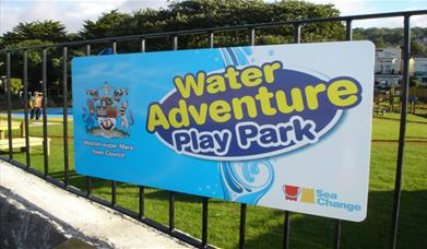 Water Adventure Play Park