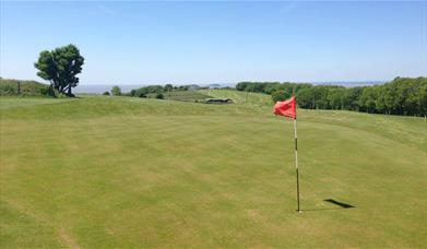 Bleadon Hill Golf Course