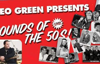 Leo Green presents Sounds of The 50's Live