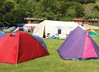 Bank Holiday Family Camping At Puxton Park Weston Super Mare Events