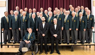 Cheddar Male Choir Concert