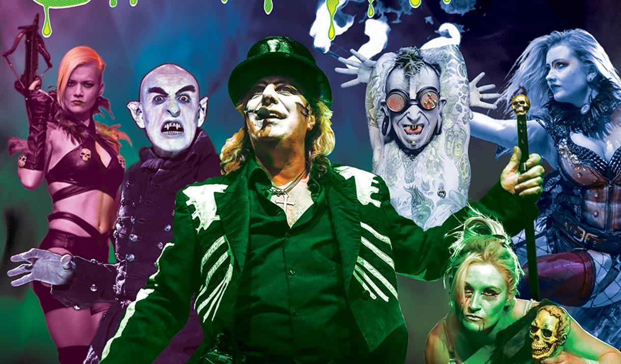 Circus of Horrors at Wookey Hole