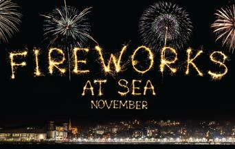 Fireworks at Sea - November