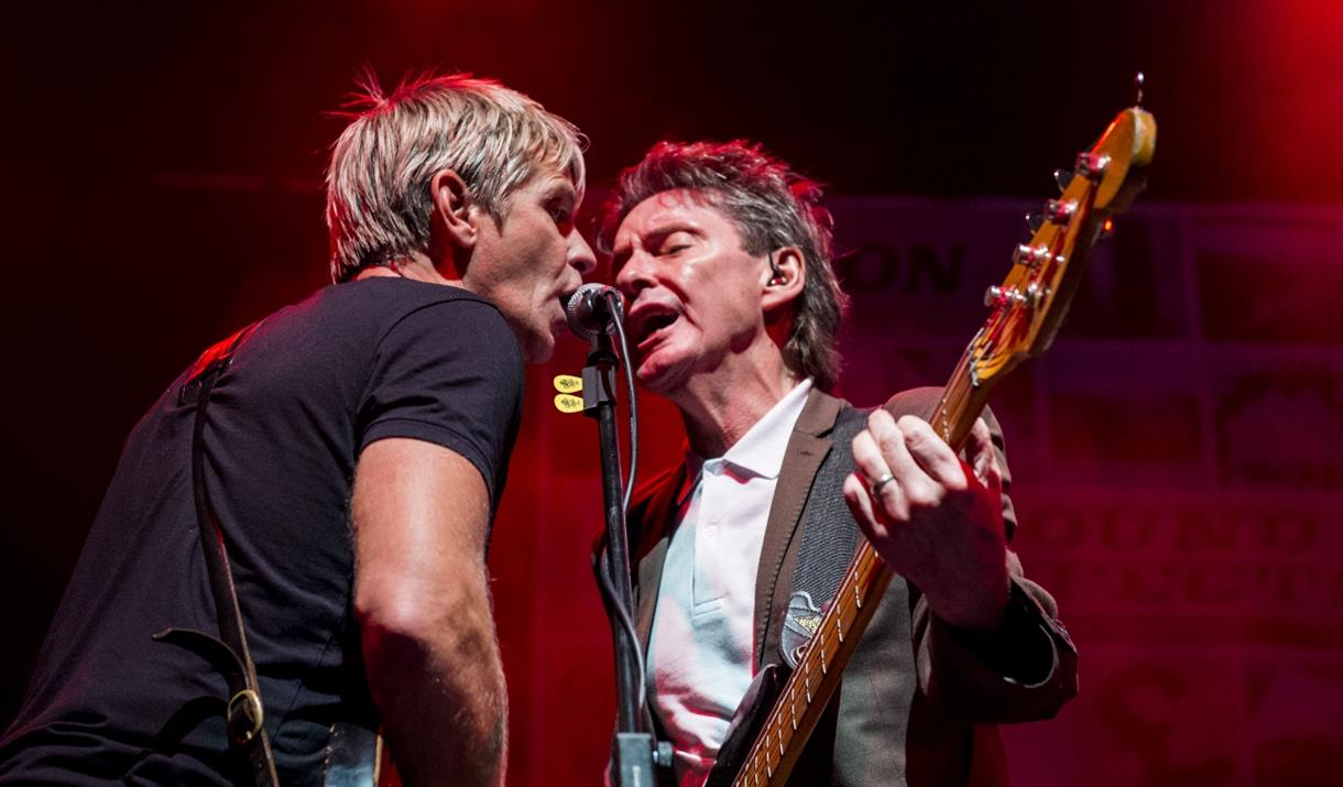From The Jam - All Mod Cons 40th Anniversary tour