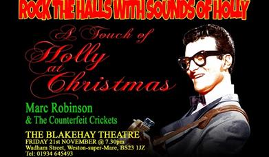 Rock the Halls with Sound of Holly at the Blakehay Theatre
