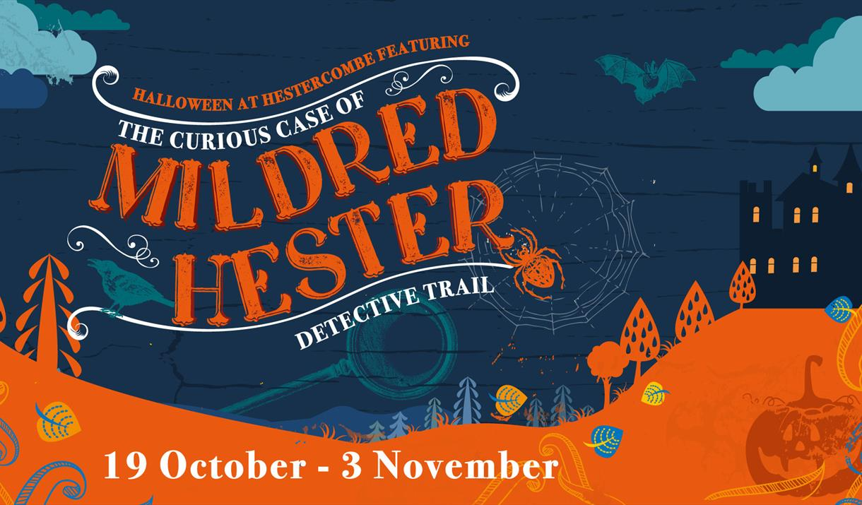 Halloween Trail at Hestercombe in Taunton