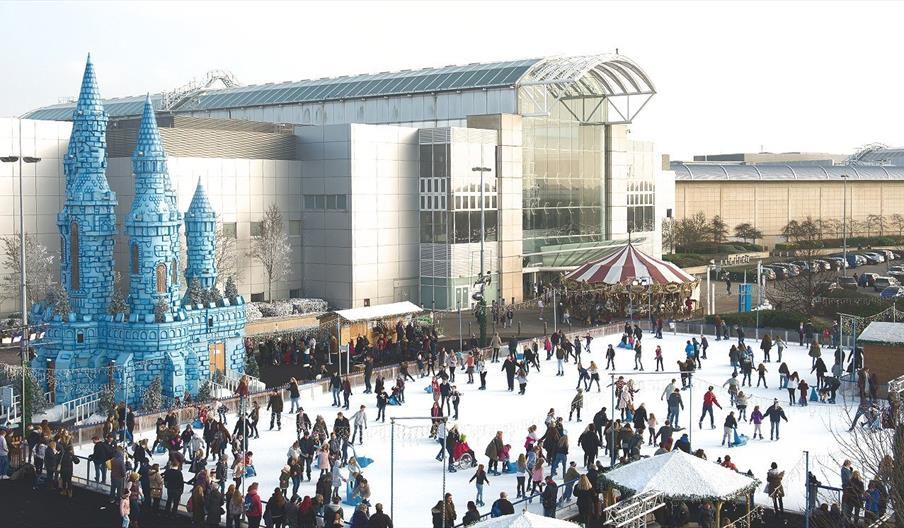 Winter Wonderland at Cribbs Causeway