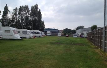 Weston-super-Mare RFC Caravan Park
