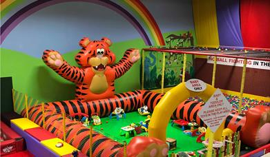 Jump N Jackz Indoor Playcentre