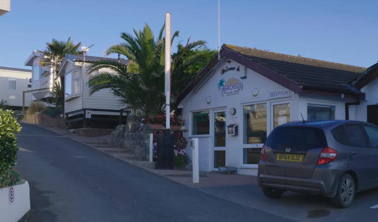 Beachside Holiday Park Brean Sands Visit Weston-super-Mare accommodation