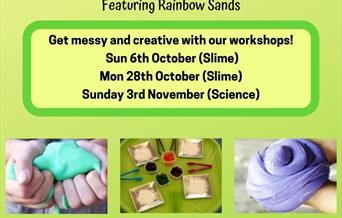 Slime and Science Workshops