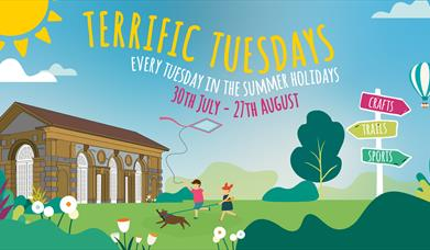 Terrific Tuesdays at Hestercombe