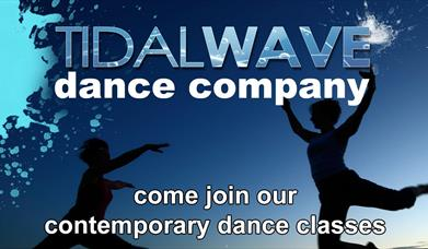 Tidal Wave Contemporary Dance Classes