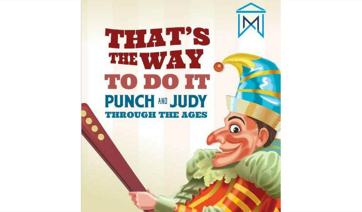 That's The Way To Do It; Punch and Judy Through The Ages