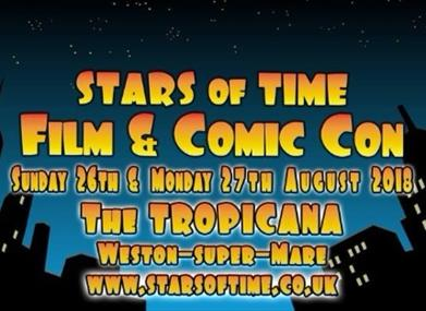 Stars of Time Film & Comic Con
