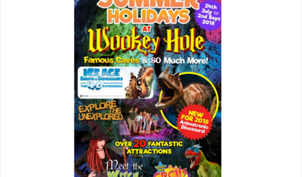 Summer at Wookey Hole