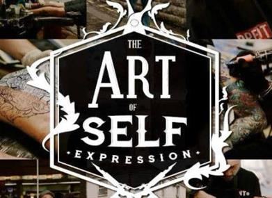 The Art Of Self Expression; Facial Hair and Tattoos Exhibition