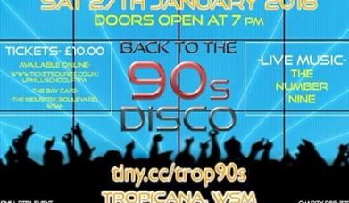 Back To The 90's Disco