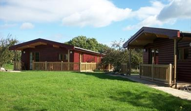 Wall Eden Farm Self Catering Lodges & Glamping Pods