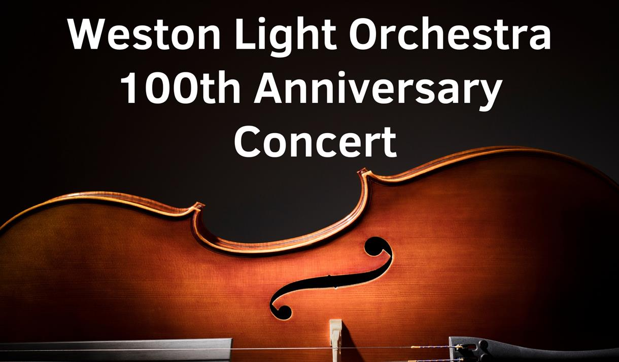 Weston Light Orchestra- 100th Anniversary Concert
