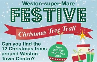 Weston Festive Christmas Tree Trail
