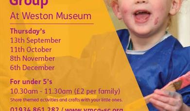 Explorers Toddler Group Poster