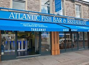 Atlantic Fish Bar and Restaurant