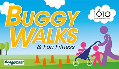 Buggy Walks at Apex Park in Burnham on Sea