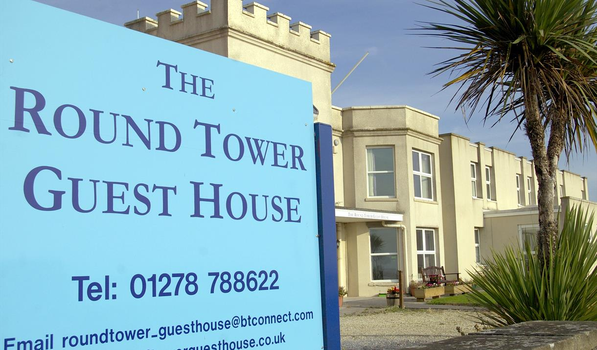 The Round Tower Guest House