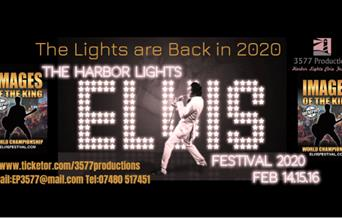 Harbor lights Elvis Festival 2020 Visit Weston weston-super-mare winter gardens pavilion