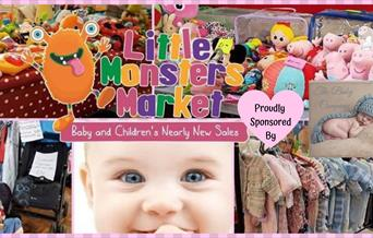 Little Monsters Market Baby and Children's Nearly New Sale