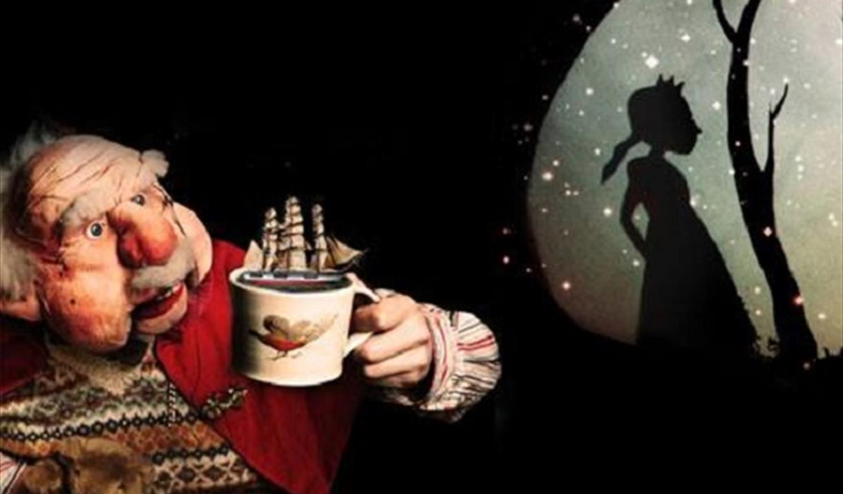 Theatre @ The Bay - Fireside Tales with Granddad by Pickled Image