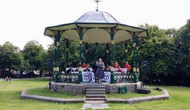 Free Music Concerts in Grove Park