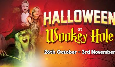 Halloween at Wookey Hole