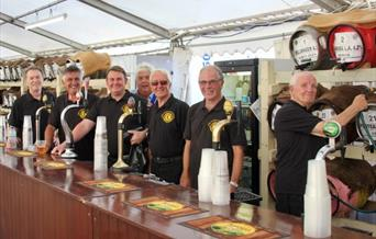 Lions Club Weston-super-Mare cider and beer festival 2019