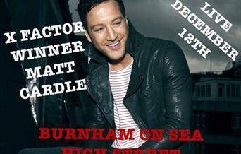 Christmas Spectacular with Matt Cardle