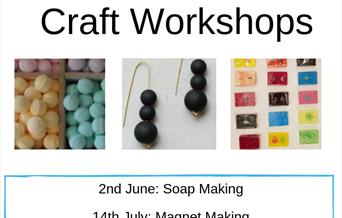 Monthly Sunday Craft Workshops