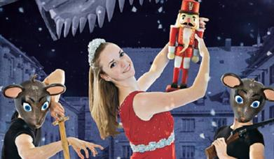 Theatre @ The Bay - Nutshell Nutcracker