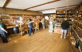 Rich's Cider Farm Shop Watchfield Highbridge
