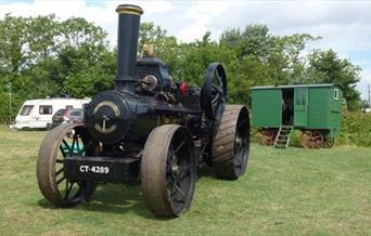 Isleport Steam and Vintage Working Show