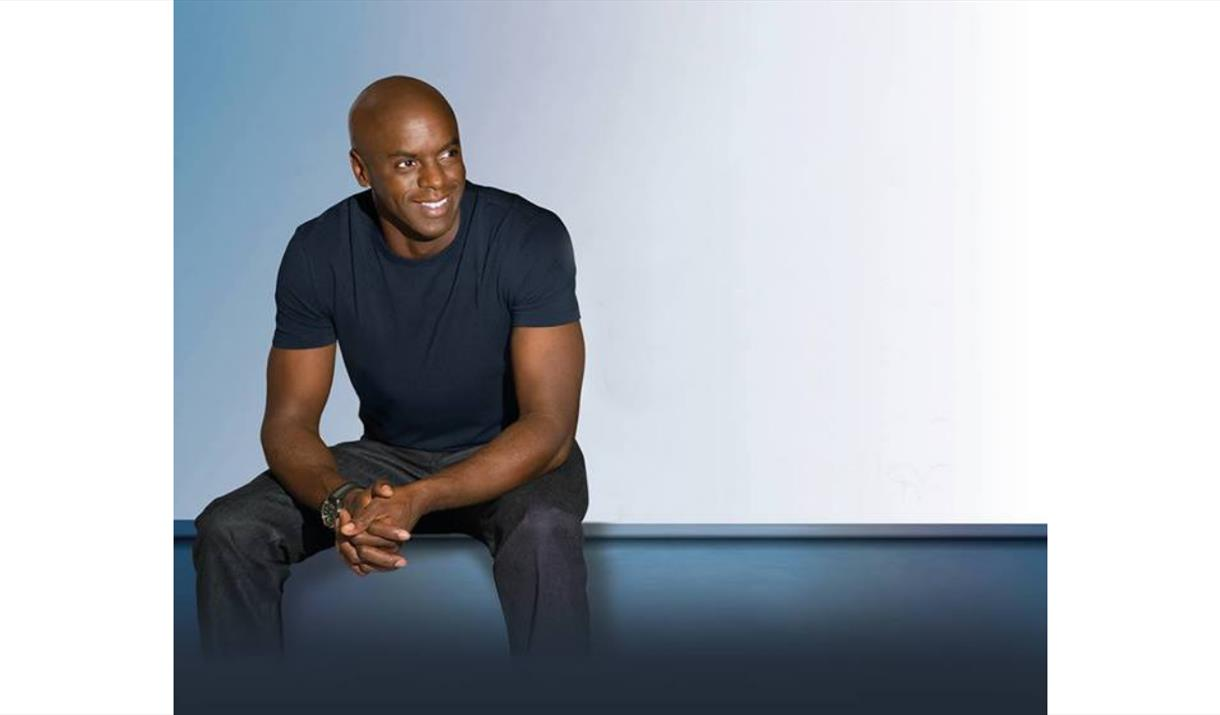 Trevor Nelson at the Tropicana