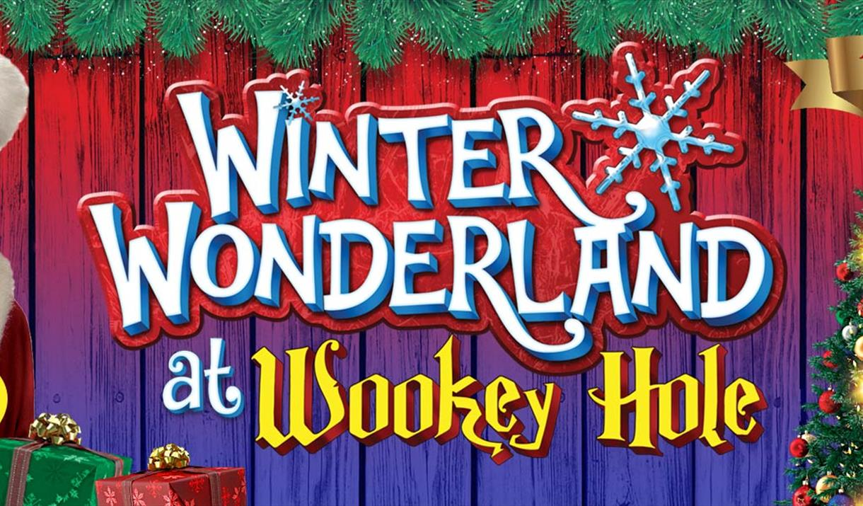 Winter Wonderland at Wookey Hole Caves
